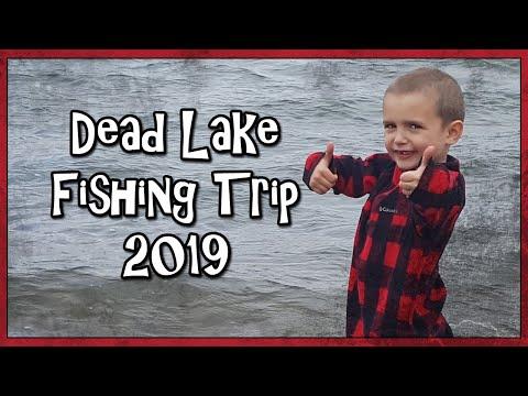 Dead Lake Fishing Trip - 2019