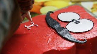 видеоурок: торт Валера