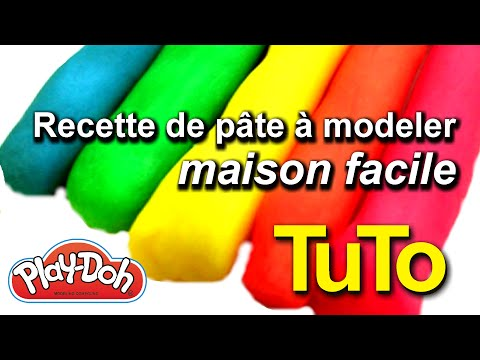My video news diy fabriquer de la pte modeler maison - Comment faire sa pate fimo sois meme ...