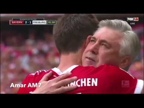 Despedida Xabi Alonso & Philip Lahm 20  05 2017