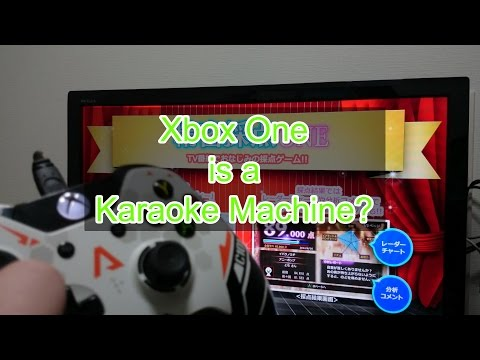 XBox One   DAM Karaoke (4K resolution)