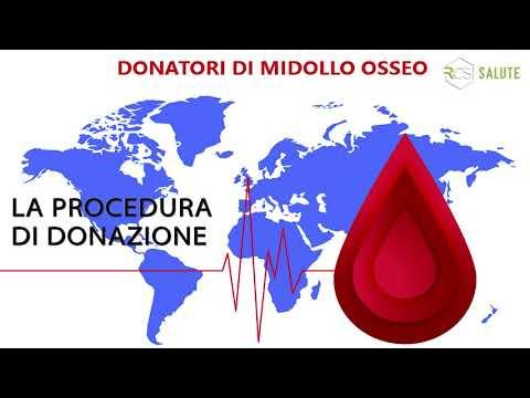 Campagna DONAZIONE MIDOLLO OSSEO - 3°Puntata - LA PROCEDURA DI DONAZIONE -