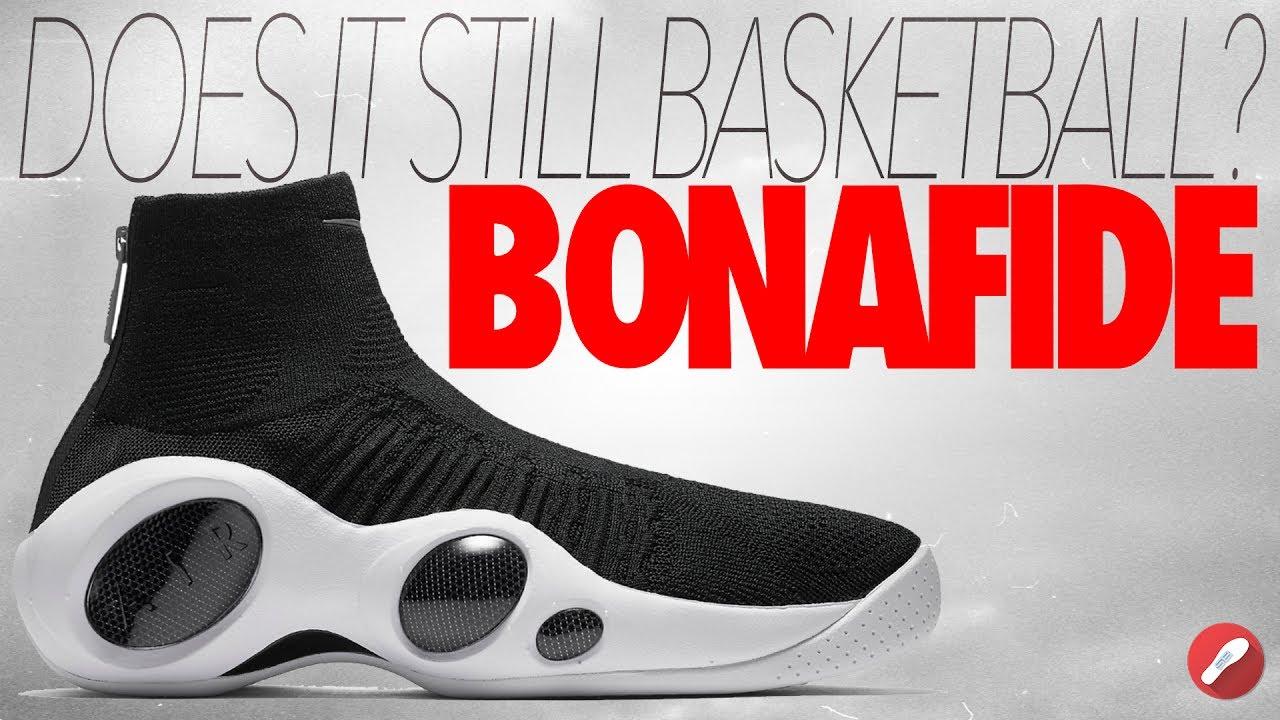 4292194d57fe Does It Basketball  Nike Flight Bonafide! - YouTube