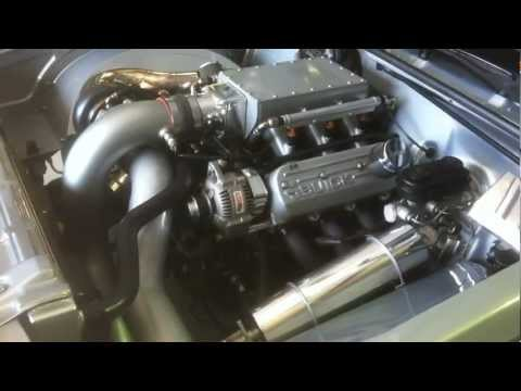 850HP Silver Bullet - Buick Turbo-T Walk Around and Start Up