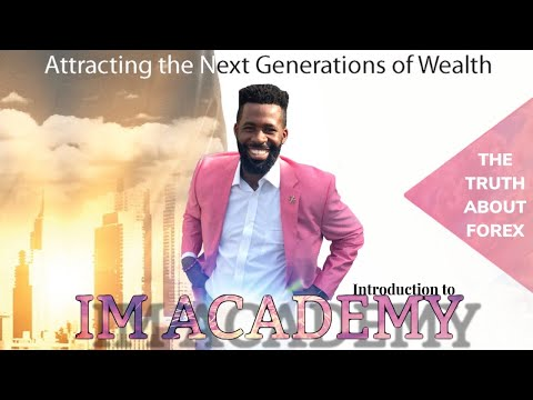 What Are Forex, Crypto Currency, & Binary Options? IM MASTERY ACADEMY – Je'von Hutchison