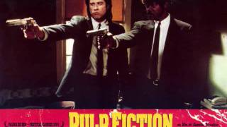 Pulp Fiction Soundtrack-Surf Rider