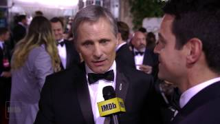 Viggo Mortensen on Why 'Captain Fantastic' Is His Favorite Role | IMDb EXCLUSIVE