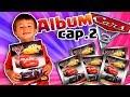 CARS 3 EL ALBUM DE CROMOS STICKERS De La Nueva Pelicula De Cars CAP 2 UNBOXING