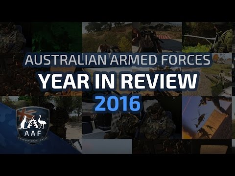 Year in Review 2016 | Australia Armed Forces