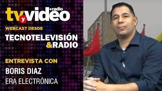 Entrevista: Boris Diaz de Era Electrónica