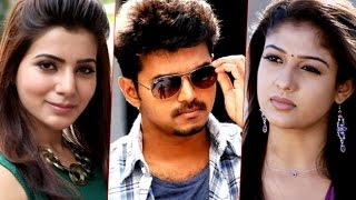 Income Tax raid at residences of Vijay, Nayanthara and Samantha | Puli, chimbudevan
