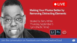 Make Your Photos Better by Removing Distractions