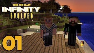 ftb infinity evolved multiplayer   01   a blank slate