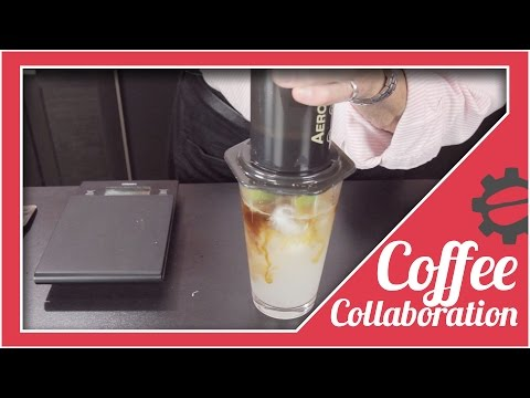 A Fresca Take On The AeroPress | Coffee Collaboration