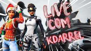 FORTNITE - BUSCANDO GG - FT PALADINO KDARREL