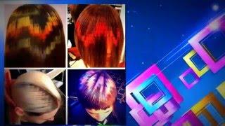 Пиксельное окрашивание волос(, 2016-02-05T09:25:10.000Z)