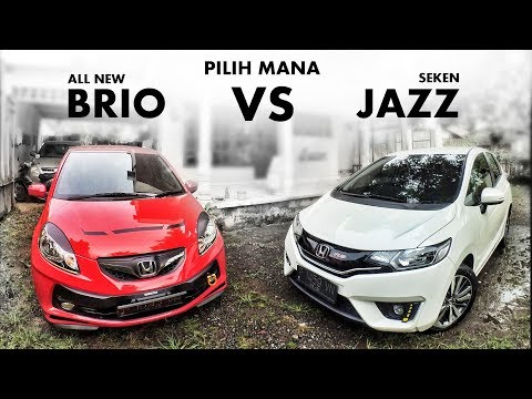 Pilih All New Brio Atau Honda Jazz Seken