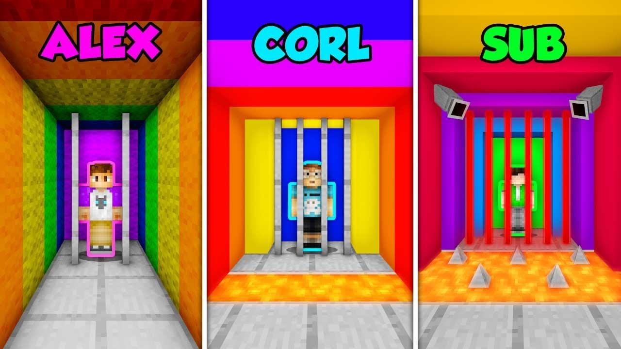 alex-vs-corl-vs-sub-rainbow-prison-in-minecraft-the-pals