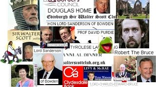 Leveson 2 Sanderson of Bowden Commerzbank Walter Scott Abbotsford BRUCE Murdoch war dead profiteers