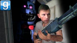 Nightmare Bonnie VS Security Guard (Gmod Sandbox)