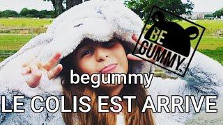 BEGUMMY #2 LE COLIS EST ARRIVE  MA MERE PETE UN CABLE !!!!!!