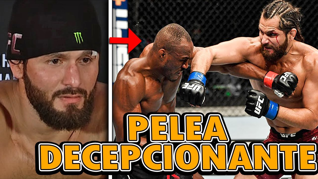 DECLARACIONES TRAS UFC 251, Jorge Masvidal QUIERE REVANCHA tras PELEA en UFC 251, Usman VS Masvidal