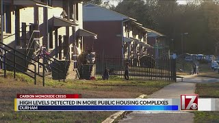 High levels of carbon monoxide detected in other housing complexes in Durham