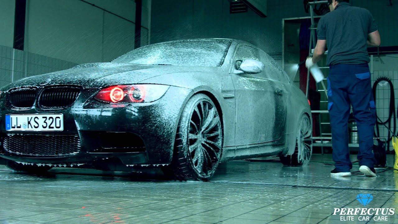 BMW M3 Frozen Black Detailing  YouTube