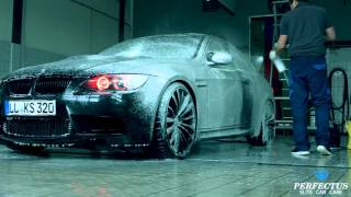 BMW M3 Frozen Black Detailing