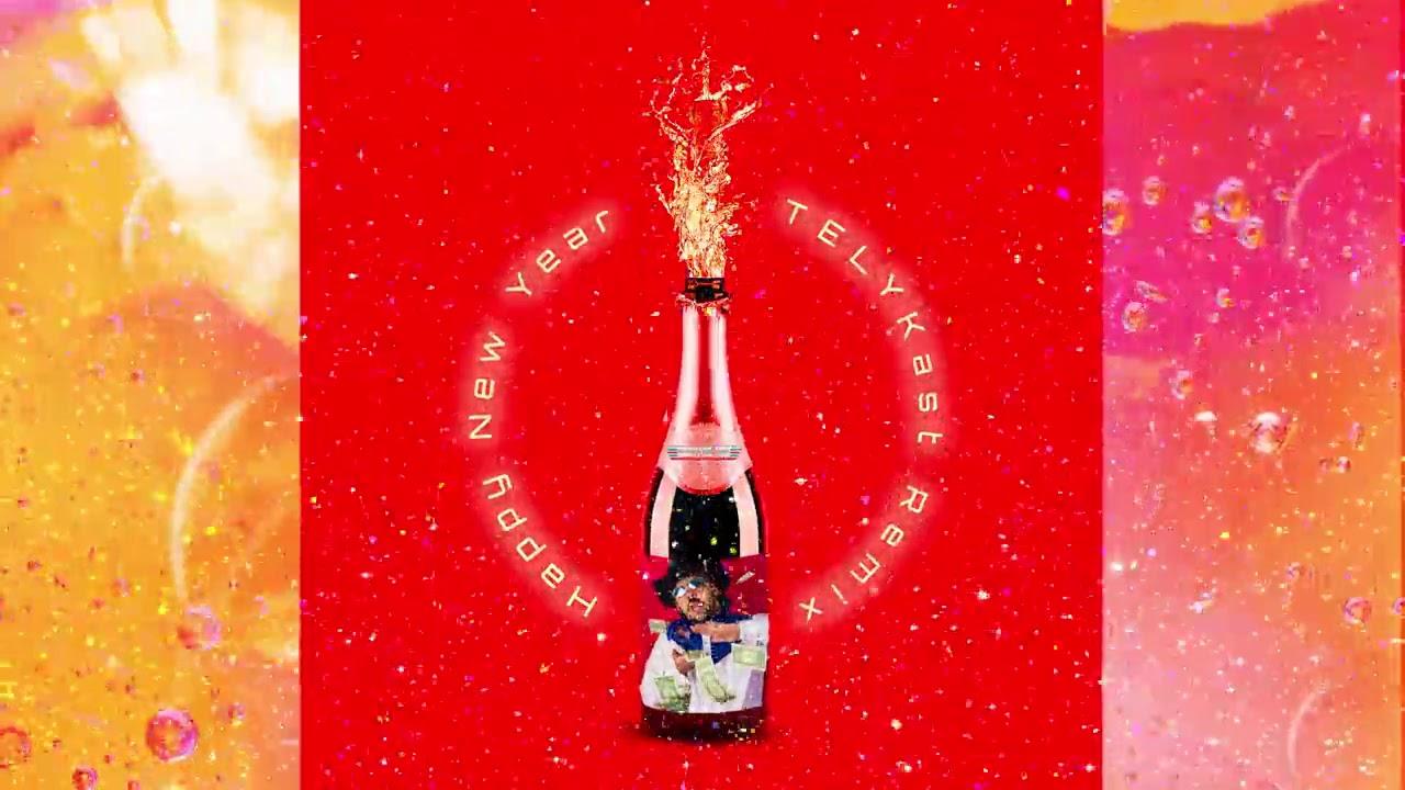 Ricky Retro - Happy New Year feat. Love Harder (Telykast Remix)