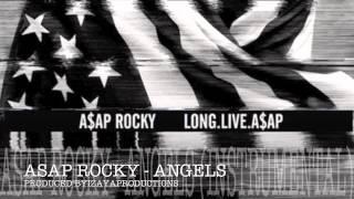 Angels Instrumental - ASAP Rocky - Prod EthanUno