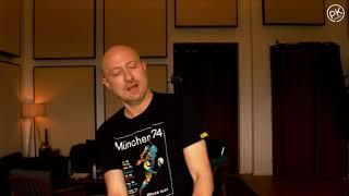 Paul Kalkbrenner - Since 77 (Original Spezial Version) - LIVE - StudioSession #2