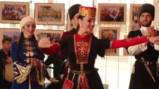 Karachay-Cherkess dancing