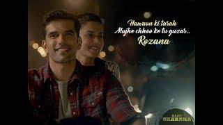 Rozana Piano Tutorial with Karaoke