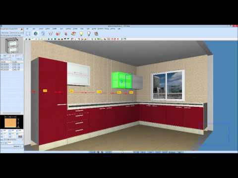 Ibercad kdmax software profissional para cozinhas e for Programa para cocinas 3d gratis
