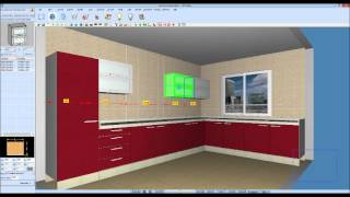Ibercad - KDMAX - Software profissional para cozinhas e roupeiros (http://www.intericad.pt)
