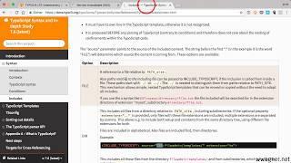 """TypoScript in Dateien Auslagern (Auszug aus """"Das Videotraining zu TYPO3 8 LTS"""")"""