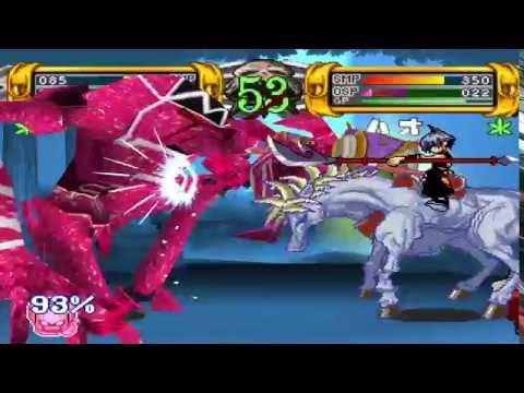 Shaman King : Spirit Of Shamans : เต๋า เร็น(Tao Ren) VS อาซาคุระ ฮาโอ(Asakura Hao)
