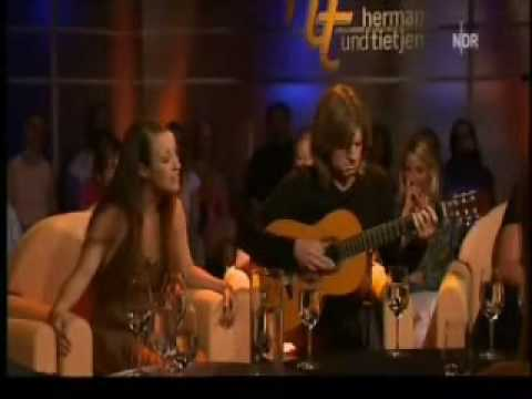 John Kelly & Maite Itoiz at Herman & Tietjen 2006  Txoria Txori