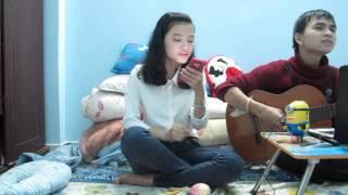 Dấu mưa - Guitar cover - Anh Thư ft. Chanter
