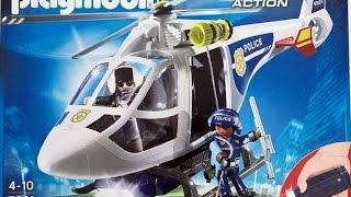 policía playmobil