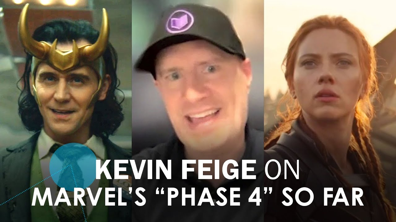 Kevin Feige weighs in on Shang-Chi controversy, Scarlett ...