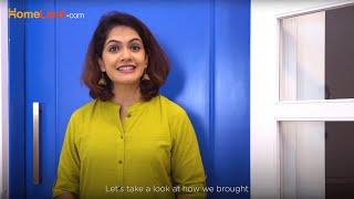 3 BHK | Hiranandani Gardens Home Interior Design | Mumbai | Homes By HomeLane S01 E08
