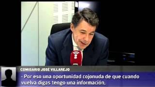 Grabación oculta del comisario villarejo a Ignacio Gonzalez