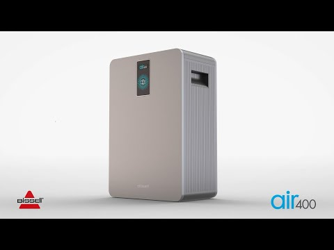 BISSELL™ air400 Air Purifier Feature Overview
