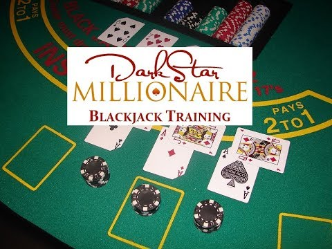 Blackjack Training Sneak Peek (2019) (DarkStar)
