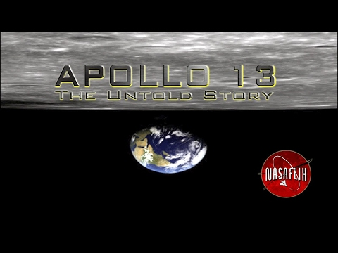 NASAFLIX - APOLLO 13 - The Untold Story - MOVIE