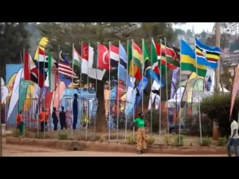 Rwanda- International Trade Fair 2015