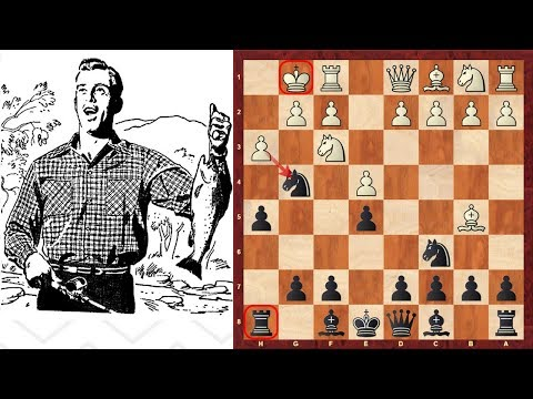 Chess Opening Traps #3 : The Fishing Pole Opening Trap - Berlin Defense And Tango (Chessworld.net)