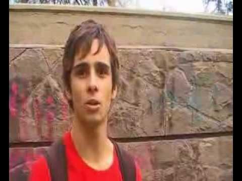 Parkour/FreeRunning Con la Parkour School Mendoza! Fuzion Tv